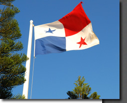 PANAMANIAN FLAG